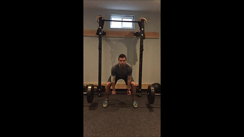 Deadlift - Sumo Barbell