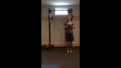 Lunge - Lateral