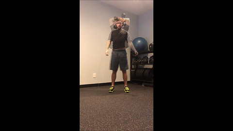 1 DB Workout - Arms