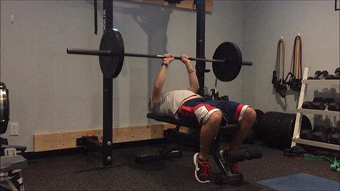 Bench Press - Close Grip