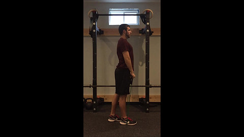 Upright Row - Bands