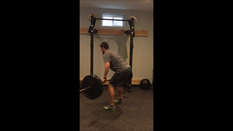 Row - Barbell