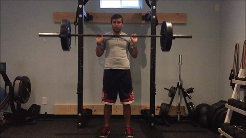 Power Clean (Low Catch)
