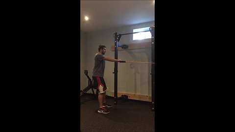 Squat & Row - Bands
