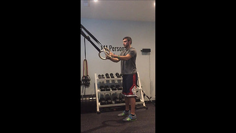 ST - Lateral Lunge