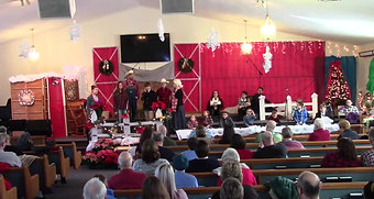 It All Happened in the Country - Christmas program 2019