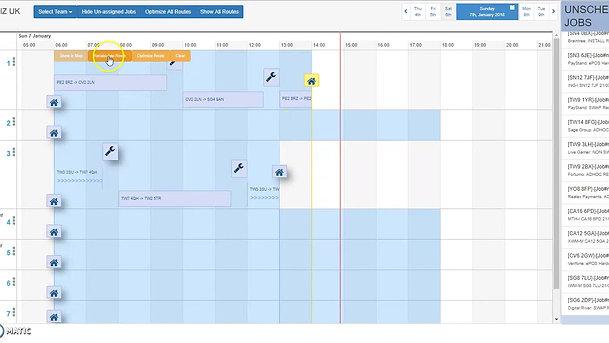 BNS Scheduler Video