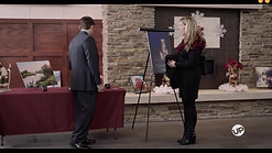 FAMILY FILM-12 DAYS OF GIVING UP Network Christmas Film-Scene with DAVID BLUE