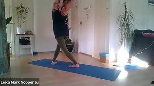 Yogic Arts Extended Warrior Flow