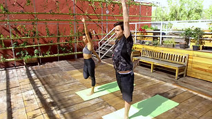 CENTRO QI - AREA DE YOGA Y SPA -