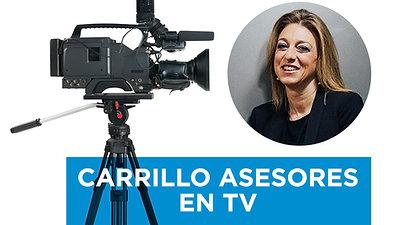 Salimos en TV - Mª del Mar Carrillo