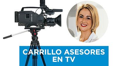 Salimos en TV - Ana Cristina Carrillo