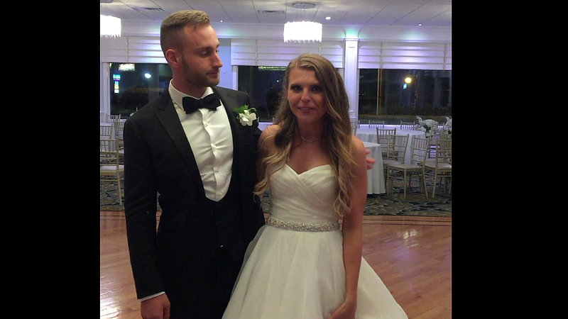 Monica & Derek Wedding (NJ)