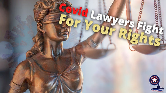 4/9/2021 | 5:00 PM | FFAF | Covid Lawyers Fight For Your Rights