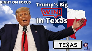 5/6/2021 | 6:00 PM | ROF |  Trump's Big Win In Texas