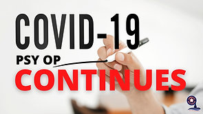 03/26/2021   5:00 PM   FFAF   COVID PSYOP CONTINUES