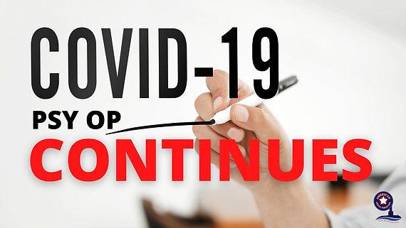 03/26/2021 | 5:00 PM | FFAF | COVID PSYOP CONTINUES