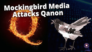4/2/2021   6:00 PM   The Sean Morgan Report   Mockingbird Media Attacks Qanon