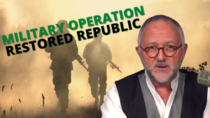 1/22/2021 | 7:00 PM | 40,000ft View | Military Operation Restored Republic