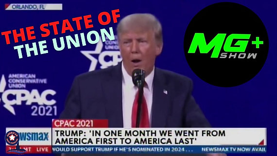 3/2/2021 | 6:00 PM | MATRIXXX & GROOOVE + SHOW | State of The Union