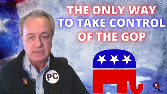 2/22/2021 | 7:00 PM | MSOM | The Only Way to Take Control of the GOP