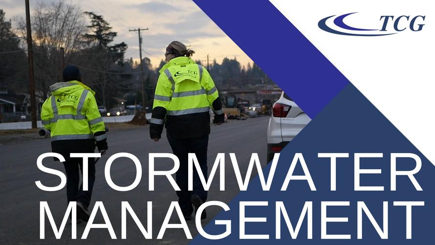 Stormwater Management Planning
