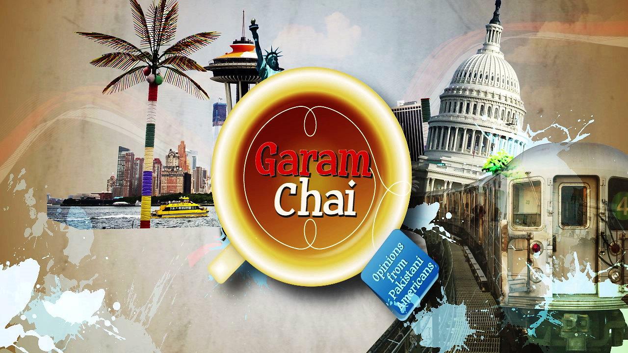 Garam Chai = American Desis