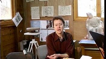 Fragmented Figure: Jill Bryars