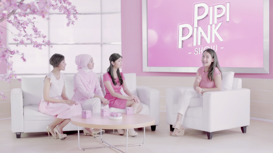 PipiPink Show