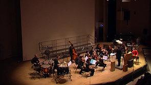 Landowski, Concerto 1st mvt