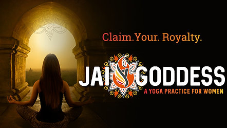 Jai Goddess Women's Kriya
