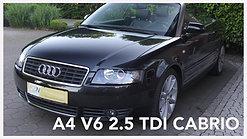 Audi A4 2.5 TDI V6 Cabrio