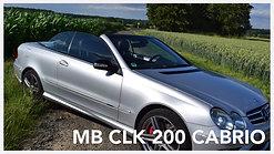 MB CLK200 Cabrio