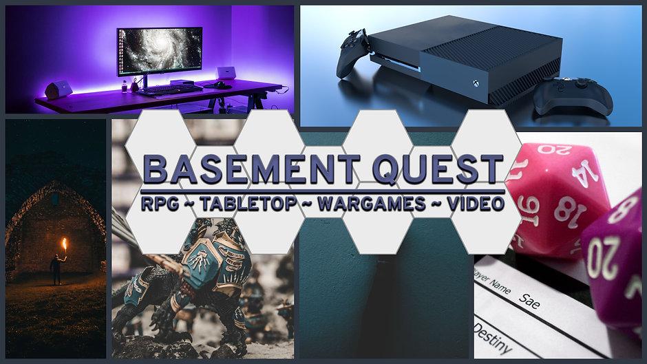 Basement Quest