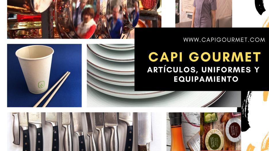 Qué puedes encontrar en Capi Gourmet