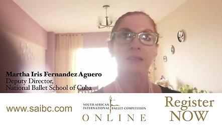 MARTHA IRIS FERNANDEZ AGUERO