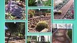 Decorative Walkways and Dry River Creek Beds by JXC Landscaping