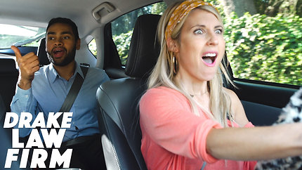 Rideshare Accident - Drake Law Firm