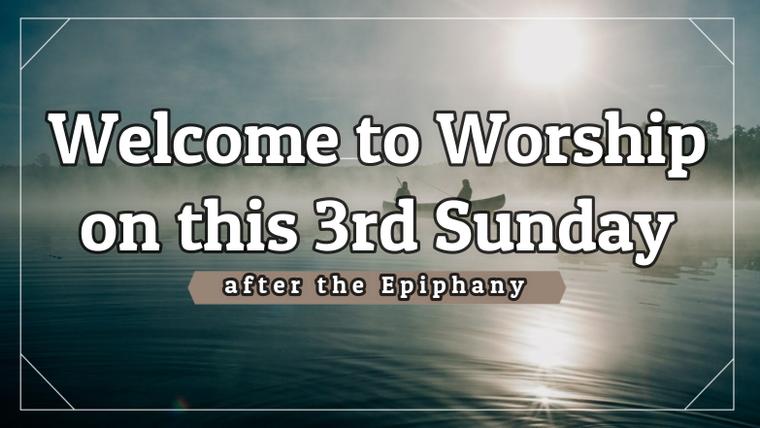 Online Worship Services