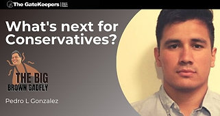 What's next for Conservatives? | Pedro Gonzalez