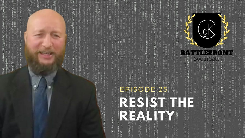 Resist the Reality