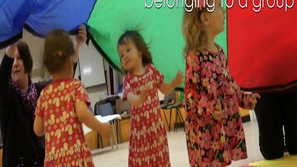 Dancing Explorers