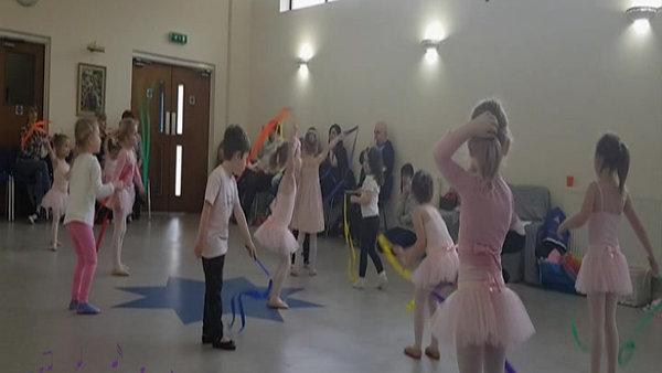 Ballet & Creative Dance