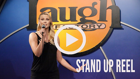 Irina Voronina 2019 Stand Up Reel