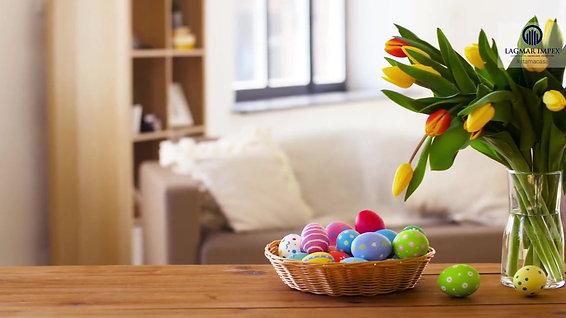 Paște Fericit, campanie Covid-19