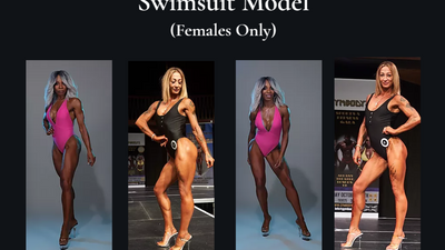 New Swimsuit Model Category