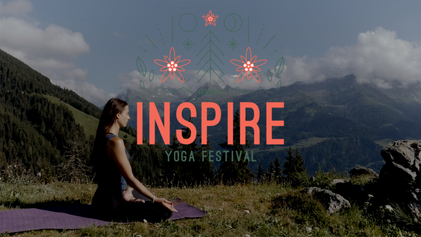 Inspire Yoga Festival Verbier Promo