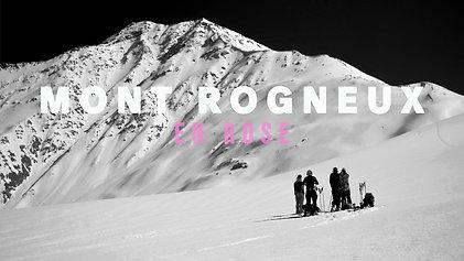 Mont Rogneux en rose