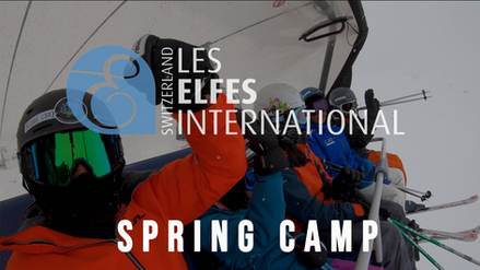 Les Elfes Spring Camp