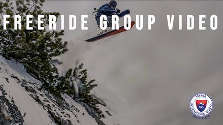 VIS Freeride Group video
